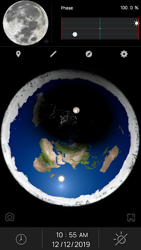 Flat Earth 1.5.1 screenshots 2