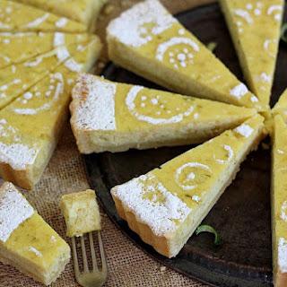 Ricotta Lime Tart