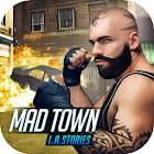 Los Angeles Stories Mad City Clash Crime 2018 icon