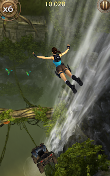 Lara Croft: Relic Run - screenshot