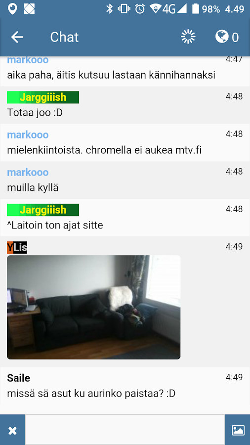 Randomi.fi- screenshot