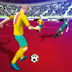 Football League Soccer Game: Pass the Ball & Score icon