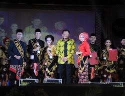 Duta Wisata Dimas Diajeng Kabupaten Ngawi