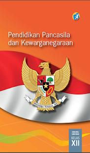 Buku PKn Kelas 12 Kurikulum 2013 - náhled