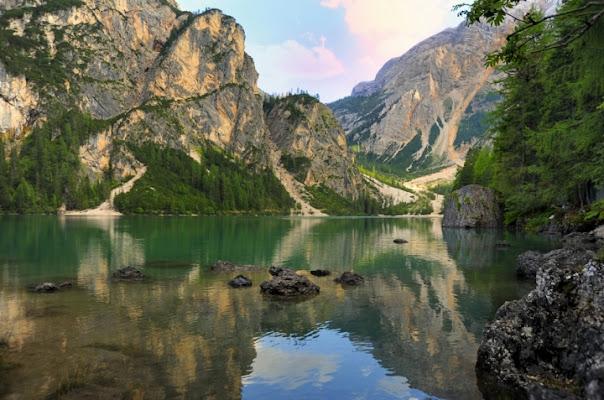 Lago di Braies di si