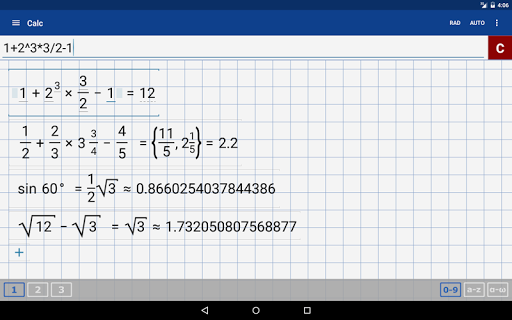 Math + Graphing Calculator screenshot 08