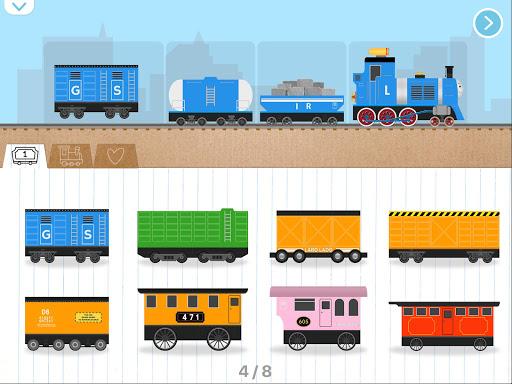 Labo Brick Train Build Game For Kids & Toodlers apkdebit screenshots 14
