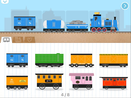 Labo Brick Train Game For Kids : Build & Play 1.7.58 screenshots 14
