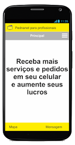 pednanet - profissional screenshot 5