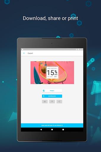 Business Cards by Desygner screenshot 11