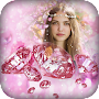 Diamond Photo Frames APK icon
