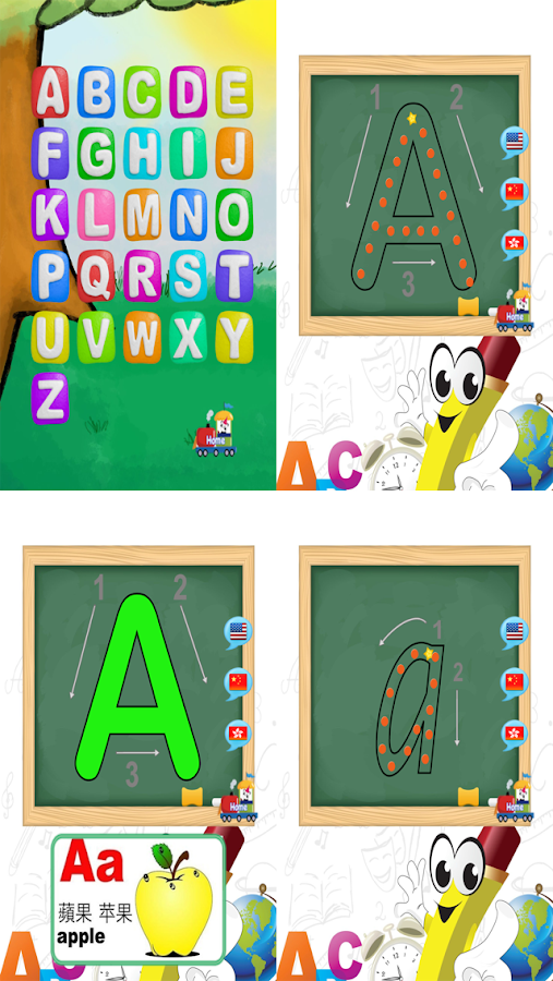 Kids Learn to Write FREE - Android Apps on Google Play