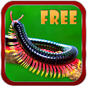 Amazing Centipede Smash the Ants free game icon
