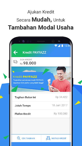 Image Result For Agen Pulsa Payfazz