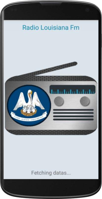 Radio Louisiana FM- screenshot