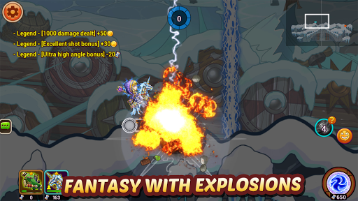 Clash of Legends: Online Shooting Heroes apkmr screenshots 6