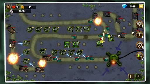 Tower Defense: Toy War apktram screenshots 7
