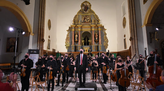 La OCAL pone el broche de oro al Festival de Música Renacentista y Barroca