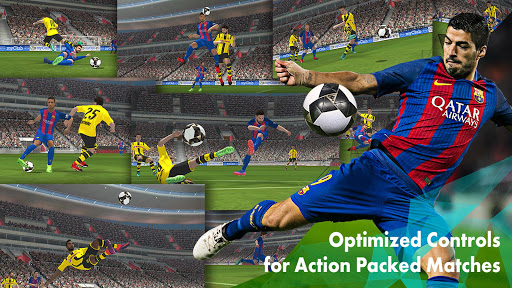 PES2017 -PRO EVOLUTION SOCCER- app (apk) free download for Android/PC/Windows screenshot