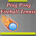 Ping Pong Fireball Tennis icon