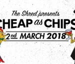 Cheap as Chips Market : The Shred Indoor Skatepark