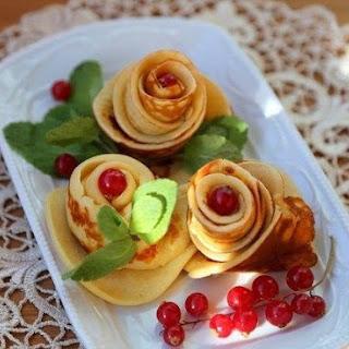 Pancake Roses