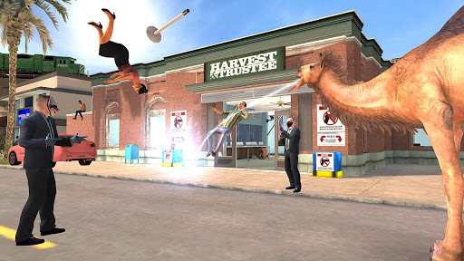 Goat Simulator Payday - screenshot