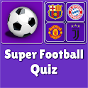 Super Quiz Football : Guess the Club and Team icon