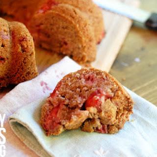 Gluten Free Strawberry Bread.