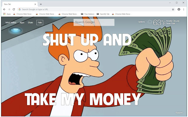 Memes HD Wallpaper Meme New Tab Themes