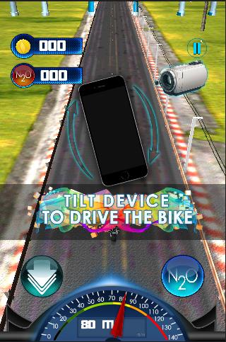 Moto Racer Gojek