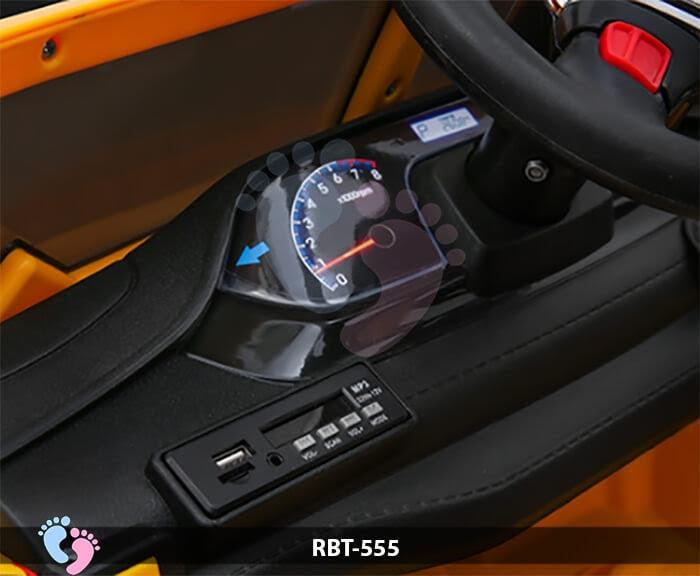 Xe ô tô điện địa hình cỡ lớn RBT-555 13