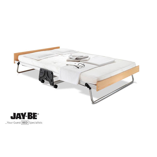 Jay-Be J-Bed Performance Airflow Folding Bed Single