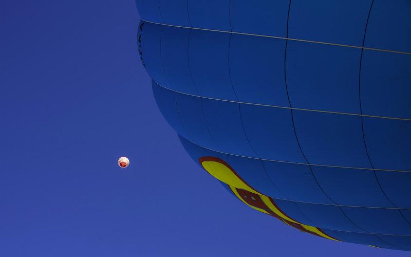 nel blu dipinto di blu...volare oh oh... di Gianva