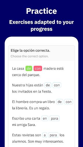 Learn Spanish - Español screenshot 2