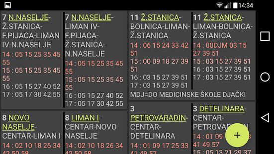 mapa novog sada sa autobuskim linijama BusNS Gradski prevoz Novi Sad – Апликације на Google Play у mapa novog sada sa autobuskim linijama