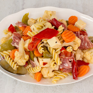 Pickled Pasta Salad.