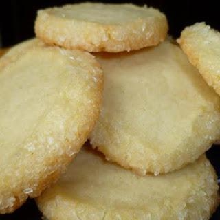 Cream Cheese Meltaways.