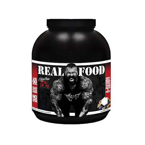 5% Real Food 1