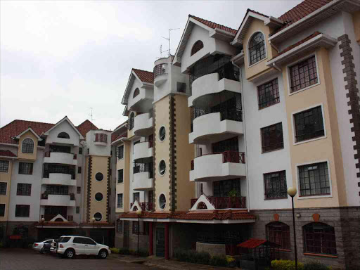 National Housing Cooperation houses in Kilimani, Nairobi /JACK OWUOR