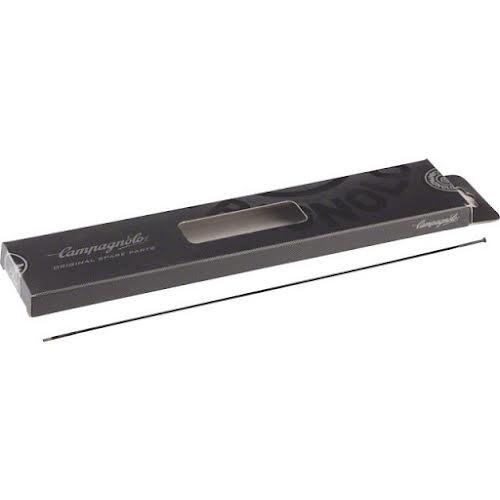 Campagnolo Hyperon Ultra Tubular Rear Spoke Kit: Black