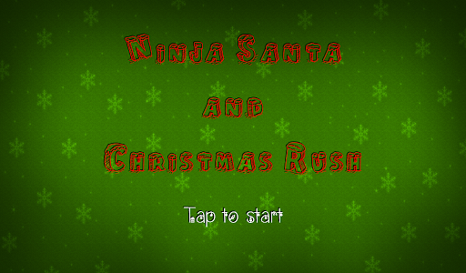 Ninja Santa Christmas Rush