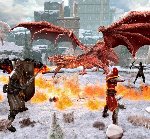Flying Dragon Games: capturas de pantalla de City Action 3D 7