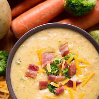 Potato Cheese Soup Frozen Potatoes Recipes.