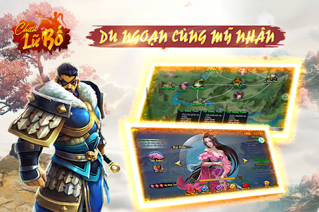 Hack Game Chiến Lữ Bố 3D Cho Android