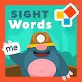 Sight Words reading & spelling