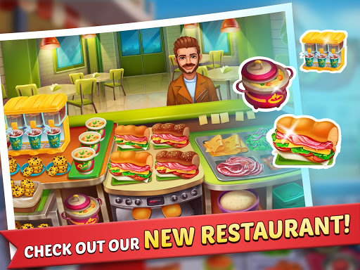 Kitchen Craze: Madness of Free Cooking Games City  screenshots 9
