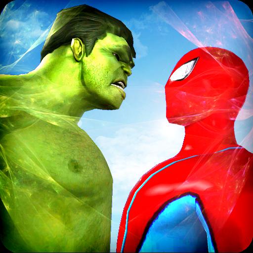 Final Revenge: Incredible Monster vs Flying Spider