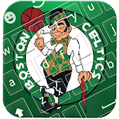 Boston Celtics Keyboard Theme