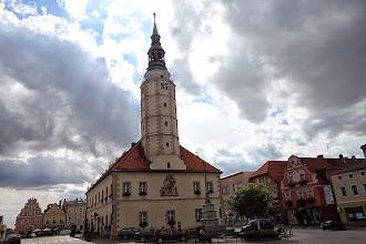 Photo: radnice v Glogowku